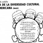 Dibujos para colorear del Día del Respeto a la Diversidad Cultural