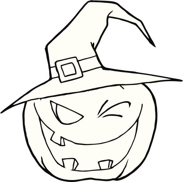 Dibujos De Halloween Para Pintar Y Decorar Tu Casa