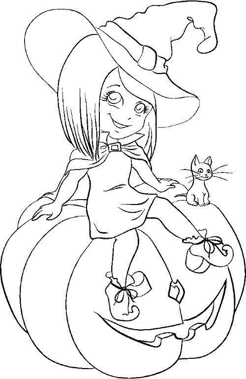 Divertidos dibujos de Halloween