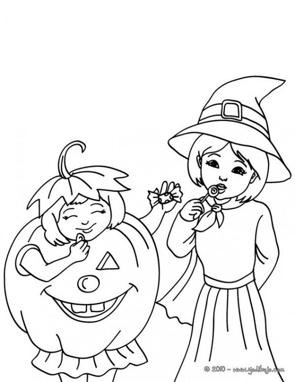 Dibujos de calaveras mexicanas para colorear en Halloween o Día de ...