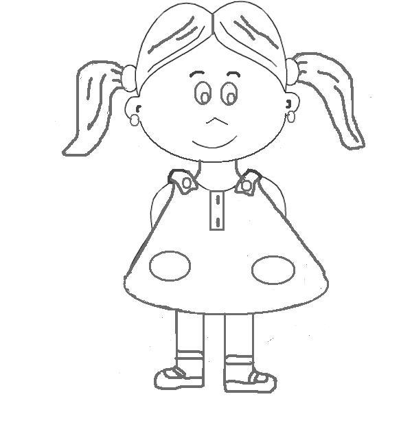 Dibujos del Día Internacional de la Niña para colorear | Colorear ...