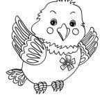 Dibujos de aves para colorear
