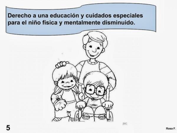 Día Internacional De Los Derechos Del Niño Dibujos Para