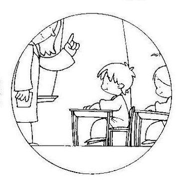 Dibujos De Los Derechos De Los Niños Para Colorear