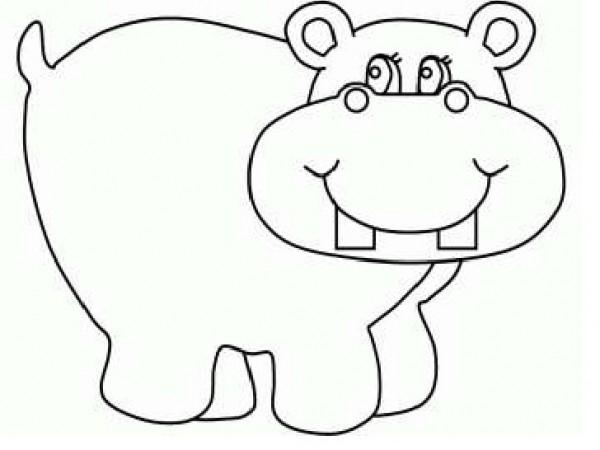 Dibujos infantiles de animales para descargar, imprimir , pintar y ...
