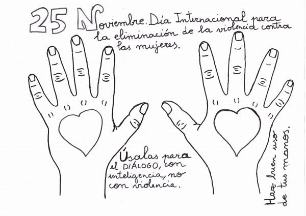 Día Internacional Para La Eliminación De La Violencia Contra Las