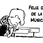 Felíz Día de la Música – Dibujos para imprimir y pintar