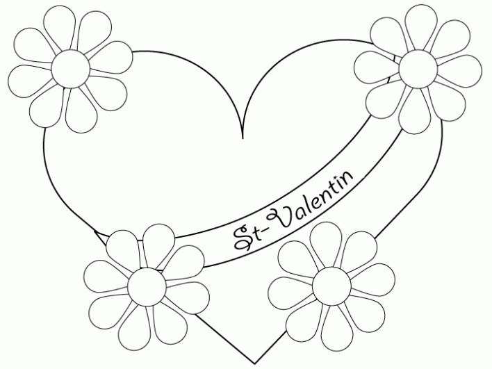 Corazon-San-Valentin-para-colorear