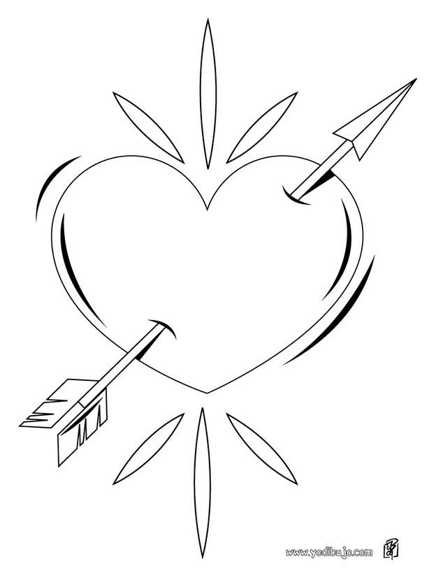 dibujo-colorear-flechazo-amor_slu