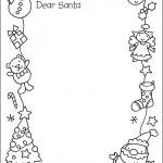 Hemosas tarjetas navideñas para pintar y dedicar