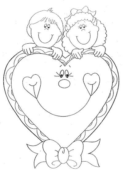 Dibujos de amor para colorear y regalar el Día de San Valentín ...