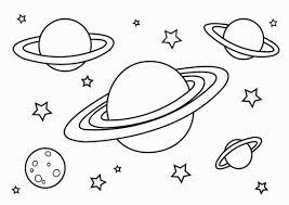 Pintando Los Planetas De Nuestro Sistema Solar Colorear