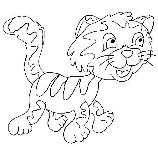gato-con-manchas-colorear