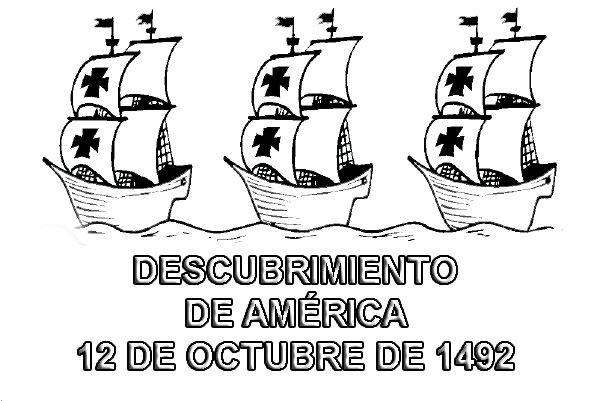 Imágenes Para Colorear El Día De La Raza 12 De Octubre