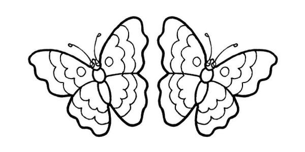 dibujos-de-mariposas-para-colorear