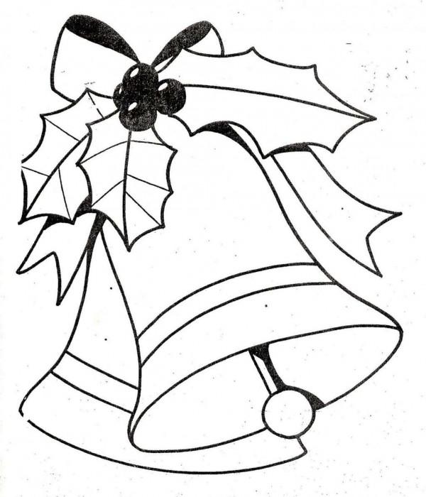 adornos-de-navidad-para-colorear-campanas