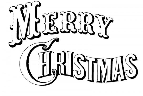 im u00e1genes para colorear de  u0026quot merry christmas u0026quot