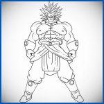 60 Imágenes de Dragon Ball Z para colorear dibujos
