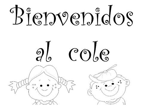 Imágenes para colorear de Vuelta al Cole | Colorear imágenes