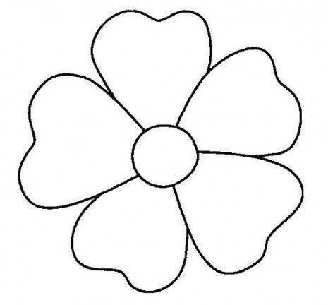 Flores para colorear, fáciles, dificiles y hermosas | Colorear