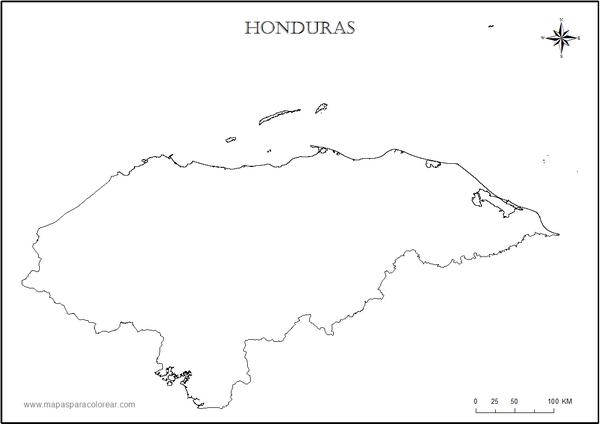 100 Blanco Y Centro America Mapa Completo En Uno De Yasminroohi