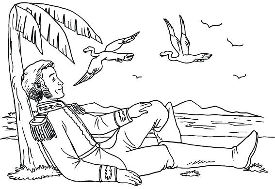 Imágenes del General José de San Martín para colorear dibujos ...