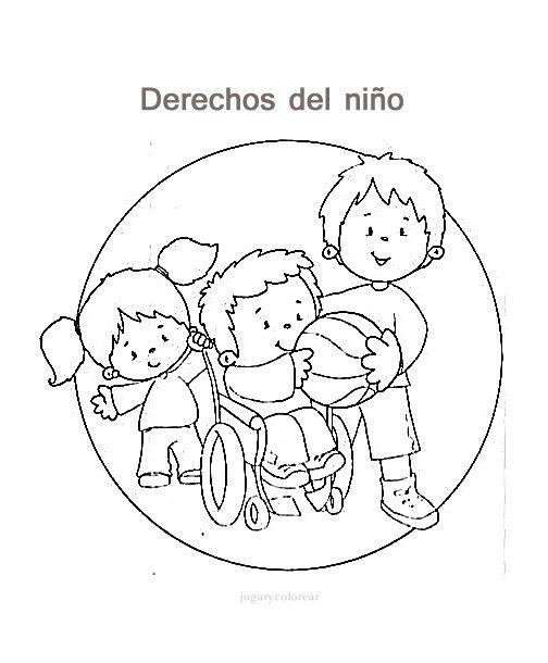 60 Imágenes con Dibujos del Día del niño para colorear | Colorear ...