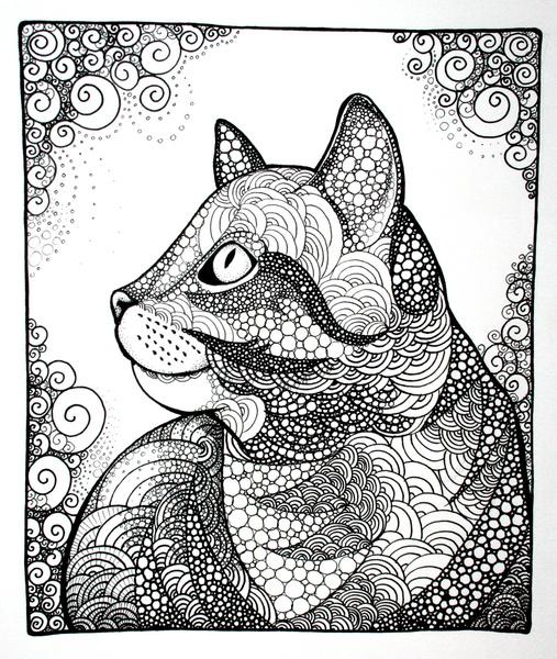 60 Mandalas De Animales Para Colorear Zentangles