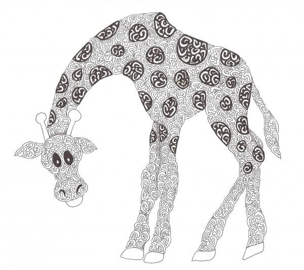 60 Mandalas De Animales Para Colorear Zentangles Colorear Imágenes