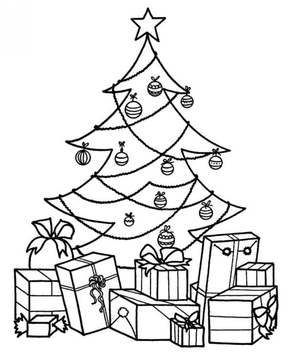Fotos de regalos de navidad para dibujar