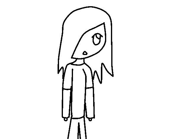 Dibujos Faciles De Dibujar Para Adolescentes - Get Yasabe