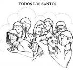 Dibujos del Día de Todos los Santos para colorear