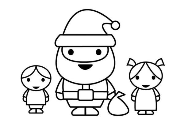 Kerst Kleurplaat Rudolf Dibujos Navide 241 Os De Papa Noel Para Colorear E Imprimir