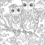 Imágenes con Dibujos de Mandalas de animales y flores para colorear