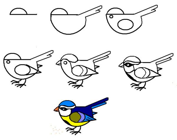 Dibujos Fáciles de Amor, a Lápiz, Kawaii para Dibujar ...