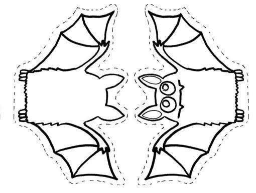 Moderno Dibujos Animados De Halloween Para Colorear Embellecimiento ...