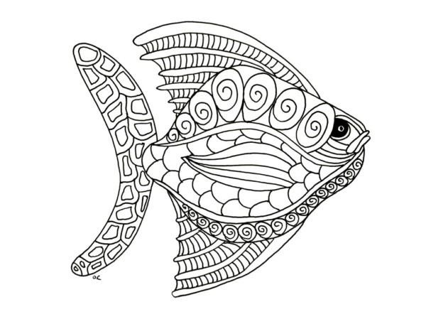 Mandalas De Dragones Para Colorear Descargar Imprimir Y: Dibujos De MANDALAS De ANIMALES Y FLORES Para Colorear