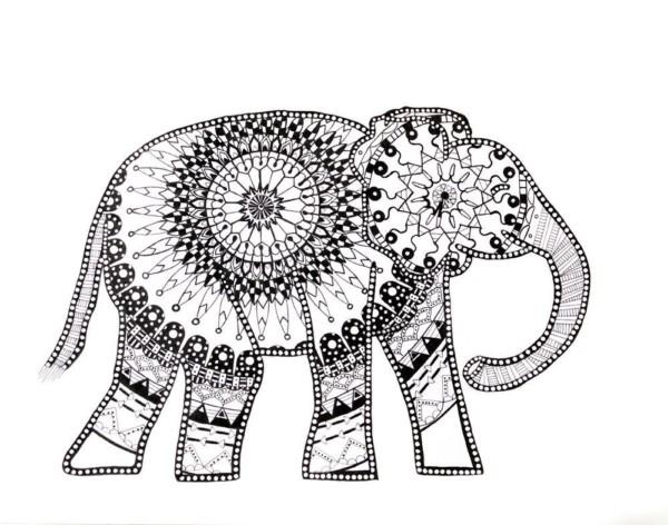 Dibujos De Mandalas Para Colorear Relajarse Y Meditar: Dibujos De Mandalas Para Colorear Y Relajarse Muy Bonitos