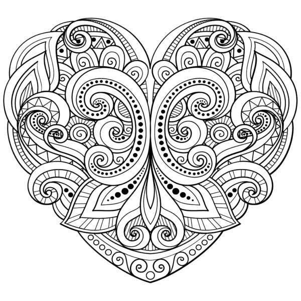 Dibujos de Mandalas para Colorear y Relajarse muy Bonitos | Colorear ...