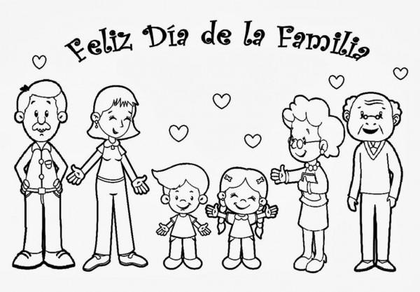 Top 10 Punto Medio Noticias Dia Del Abrazo En Familia Dibujos Para