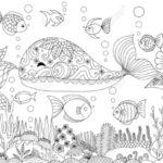 Dibujos para colorear del Día de los Océanos