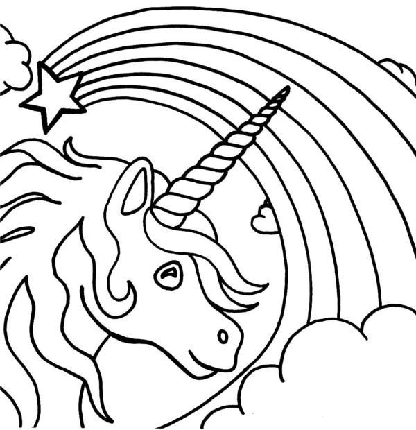 Dibujo De Unicornio Mágico Pintado Por En Dibujos Net El Día 28 11