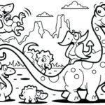 Dibujos para colorear fáciles para niños