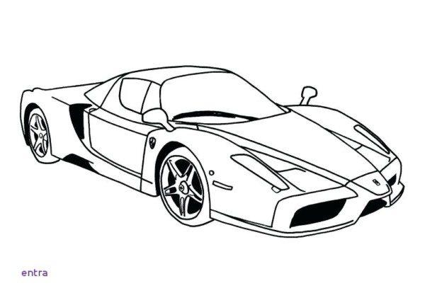 Dibujos De Carros Para Colorear Super Deportivos Colorear Imágenes