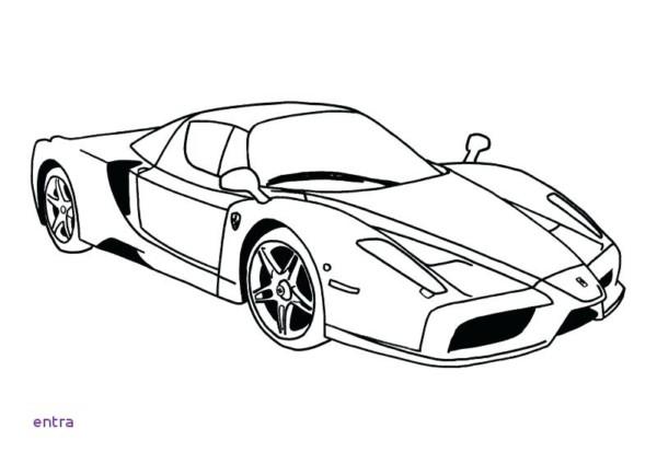 Dibujos de CARROS para colorear (SUPER DEPORTIVOS ...