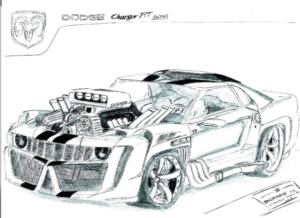 Dibujos De CARROS Para Colorear (SUPER DEPORTIVOS