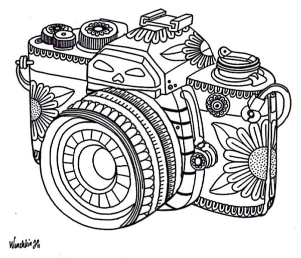Dibujos Tumblr Para Colorear Colorear Imágenes