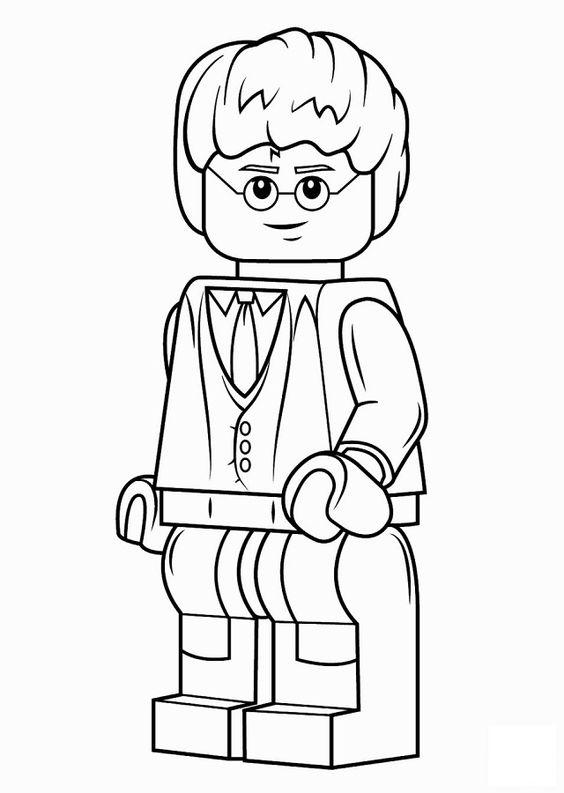 Dibujos De Lego Para Colorear E Imprimir Colorear Im 225 Genes