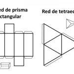 Dibujos de Figuras geométricas 3D para colorear, imprimir y armar
