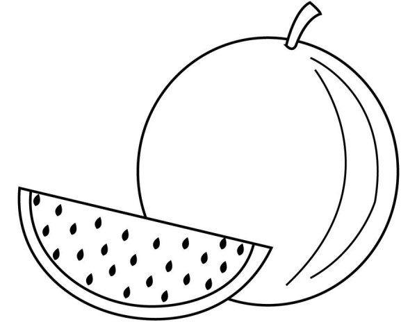 Dibujos De Frutas Para Colorear Descargar E Imprimir Colorear